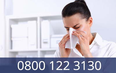 Allergic Rhinitis Claims