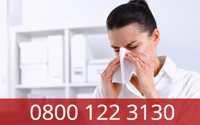 Allergic Rhinitis Solicitors
